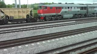 Строительство железной дороги в обход Украины