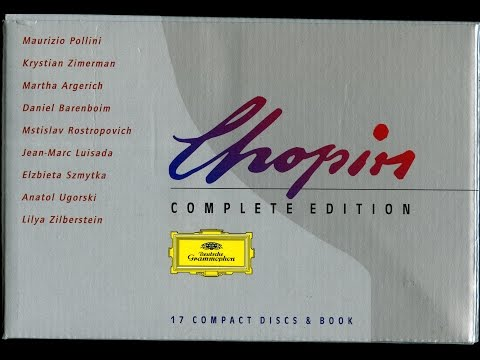 Frederic Chopin   Complete Edition Vol I  Works for Piano and Orchestra 2CDs CD 2