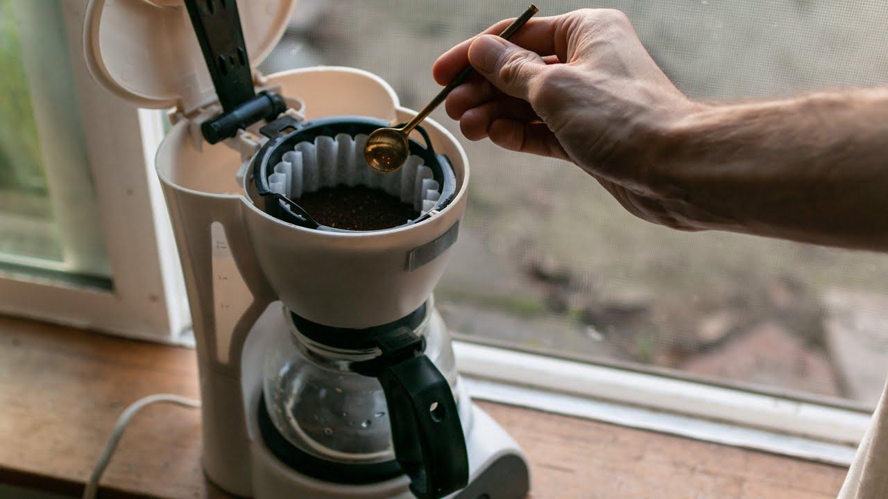 Cara Membersihkan Mesin Kopi di Rumah