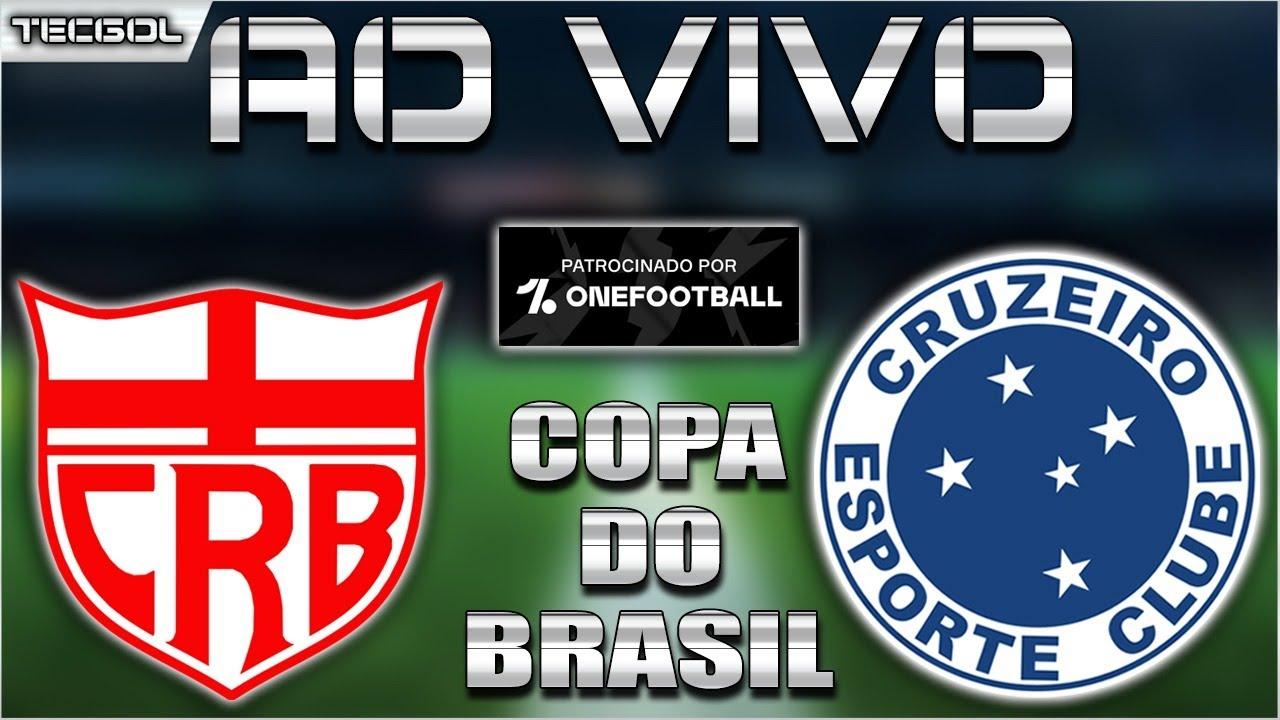 CRB 1x1 Cruzeiro | Copa do Brasil 2020 | Terceira fase | Narração