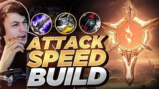 LL STYLISH | WRONG RUNES?! LET'S BUILD ATTACK SPEED!!!