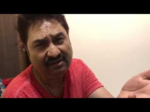 Kumar Sanu Singing Without Music - Is Tarah Aashiqui ka Asar Chor Jaunga