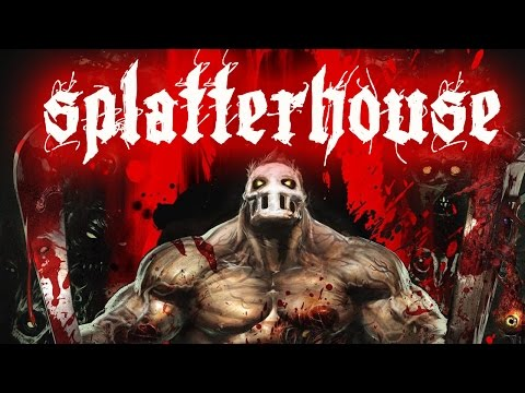 Best Friends Play Splatterhouse