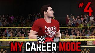 """WWE 2K16 My Career Mode - Ep. 4 - """"DANGER"""