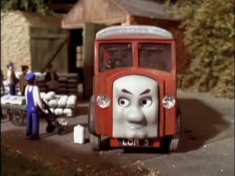 꼬마기관차 토마스와 친구들 - 불쾌한 화물 트럭