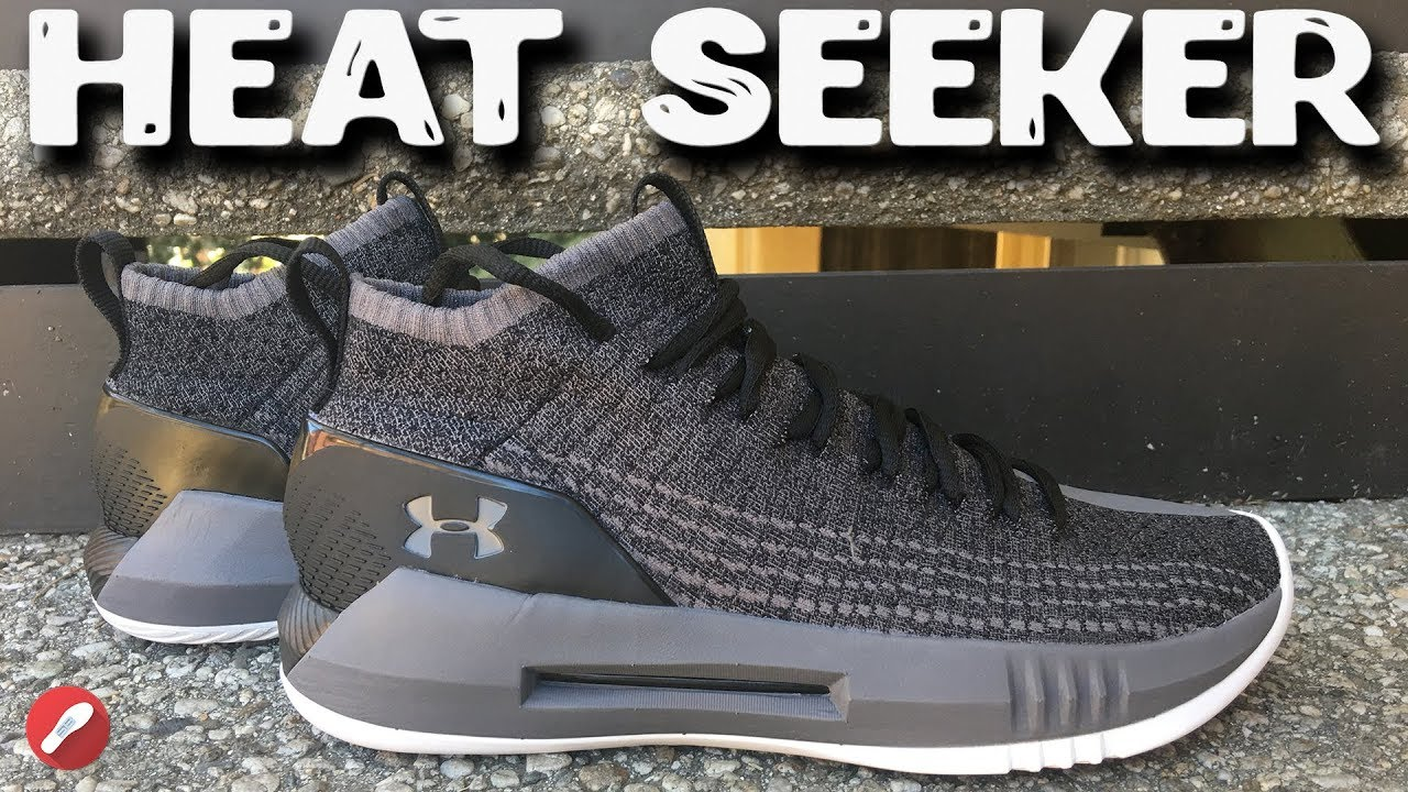 91949d7630 Under Armour Heat Seeker First Impressions! - YouTube