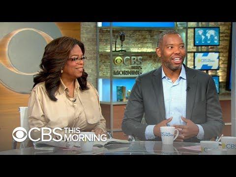Oprah Winfrey announces new Book Club pick