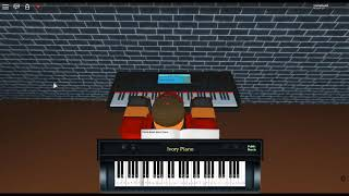 Thomas the Tank Engine Theme - Thomas the Tank Engine by: M. O'Donnel on a ROBLOX piano. [Revamped]