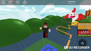 Escape Macdonald part 2 and last - Roblox - Aldo the pro
