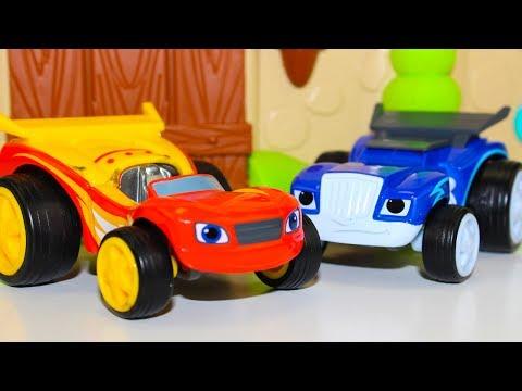 Смотреть мультфильм вспыш игрушки
