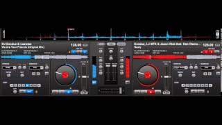 virtualDJ  DJ BL3ND (Party Mix)