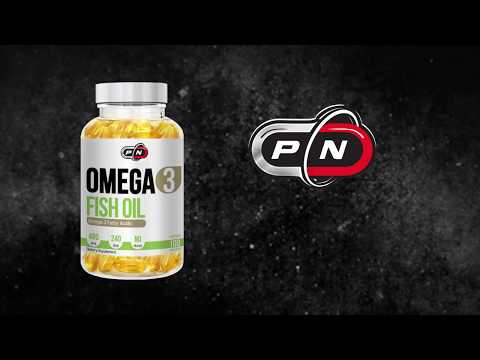 OMEGA 3 FISH OIL 480 EPA / 240 DHA | PURE NUTRITION