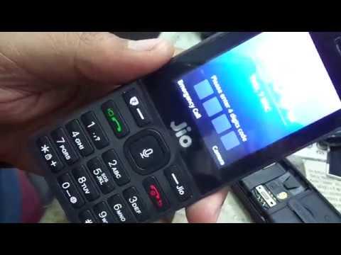 jio phone hard