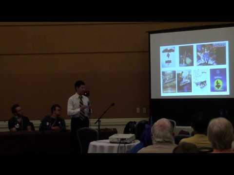 BABSCon 2015 - 100 Years of Narrative Art