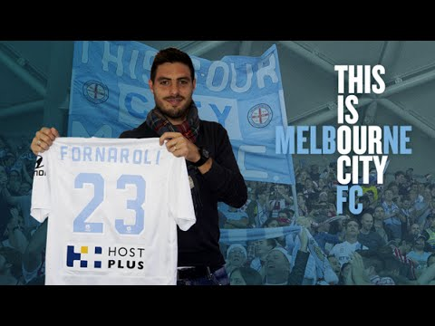 EXCLUSIVE | Bruno Fornaroli's first Melbourne City FC interview