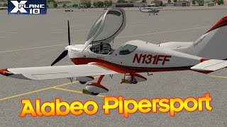 Alabeo Piper Sport for X-Plane 10 Review