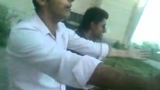 UOG University Of Gujrat Nabeel Butt  Song assi ishq da dard jaga baithe