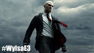 E3 2015: Square Enix глазами Wylsacom (Hitman, Tomb Raider, Deus Ex, Just Cause 3)