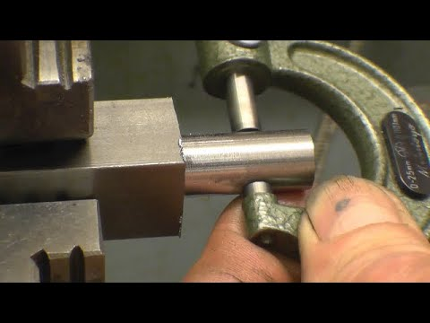 SNNC 336 P1  Monthly  Give Away   . Machining a Vice Nut