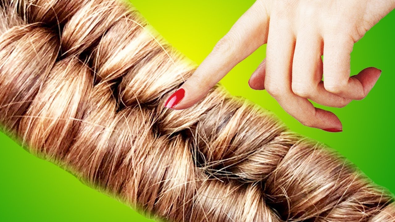 video of how to braid hair