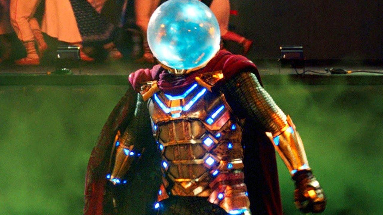 Mysterio: Who exactly is he?