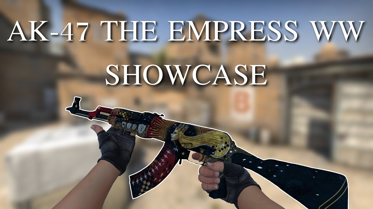 Ak 47 The Empress Ww Well Worn Showcase Youtube