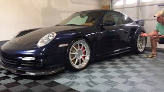 Tim Kenney discusses Buying a 997.1 Turbo Manual