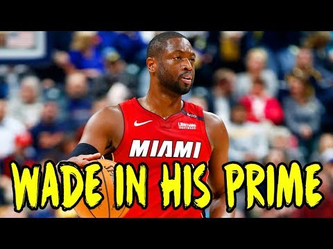Prime Wade for the younger NBA fans
