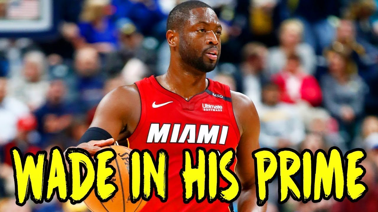 Download How Good Was Prime Dwyane Wade?