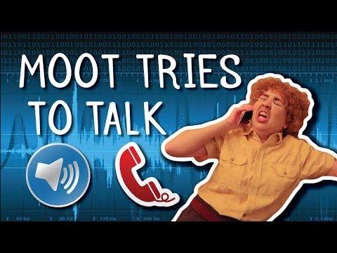Moot Tries To Talk