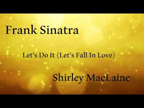 Frank Sinatra - Let's Do It (Let's Fall In Love)