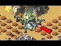 Battle Fortress FTW! Oil derrick in center Red Alert 2 Yuri's Revenge