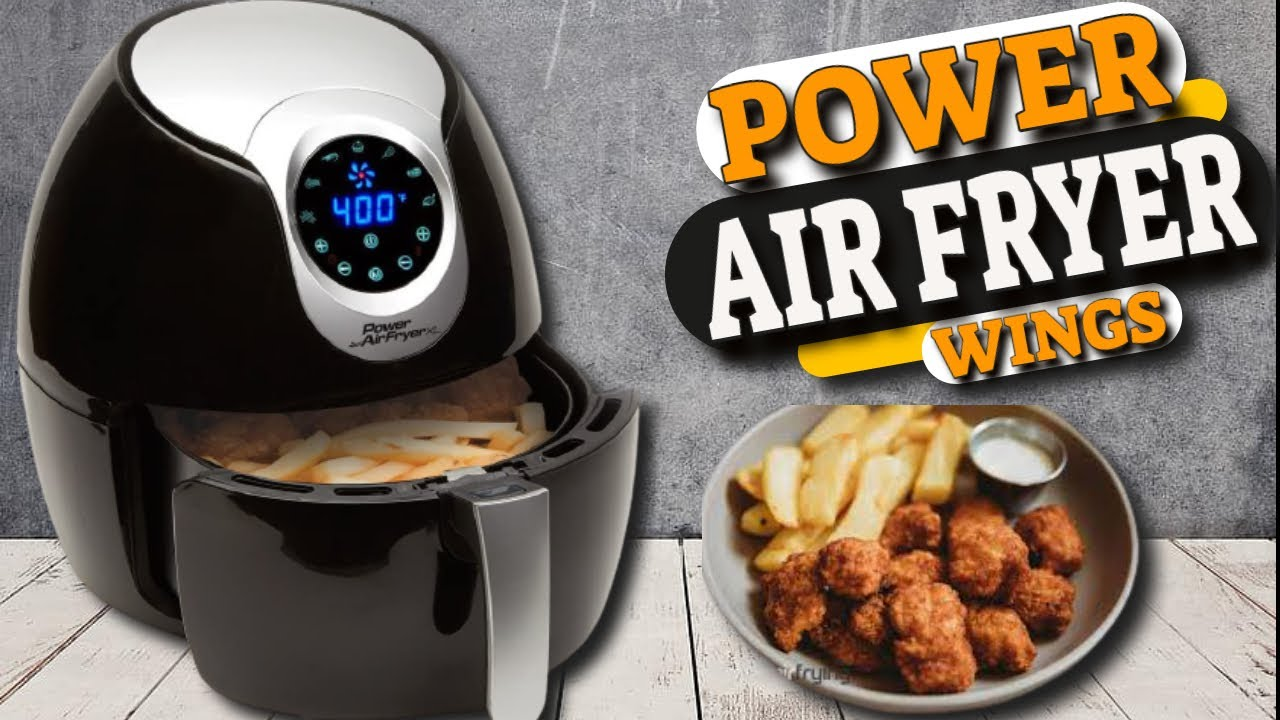 How to make french fries in power air fryer