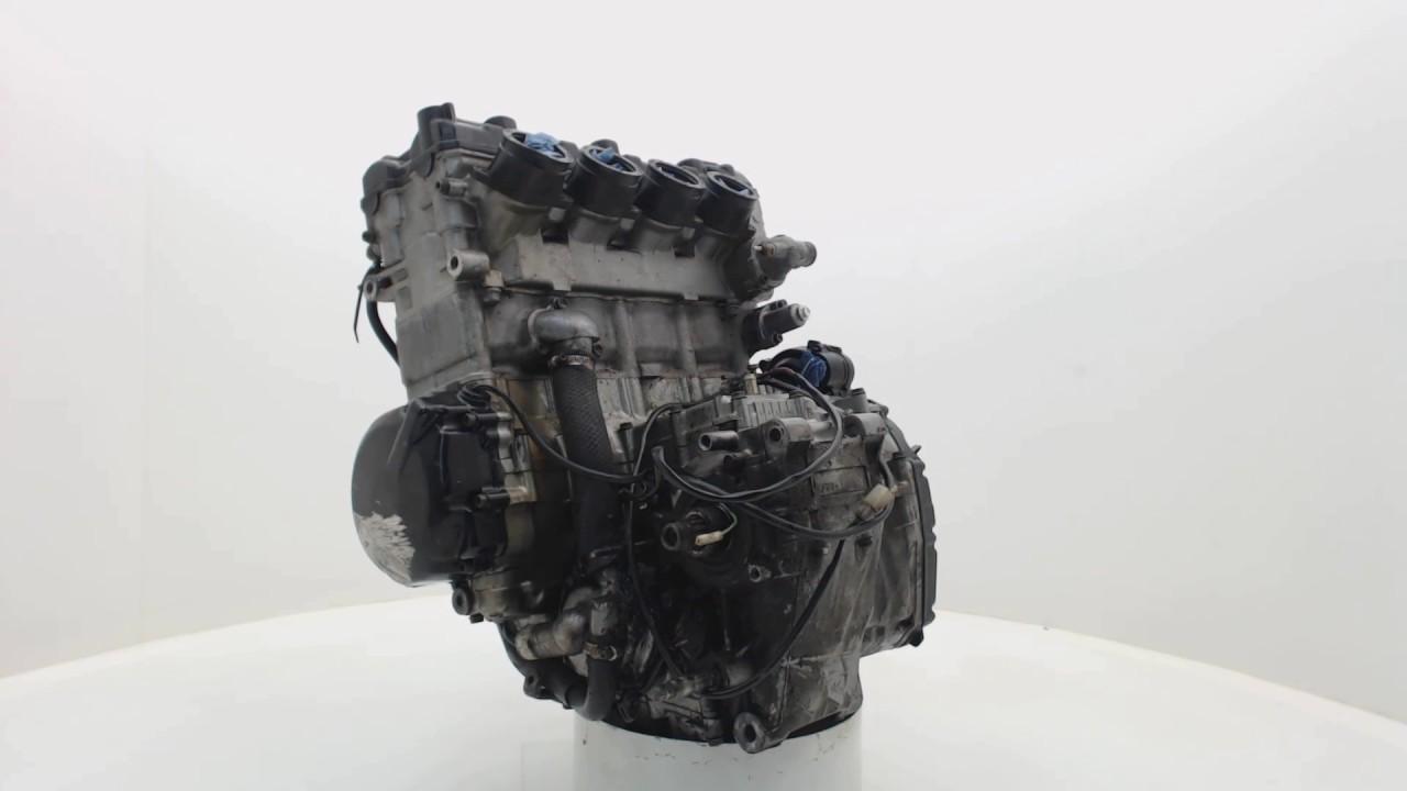 Used Engine Suzuki Gsx R 750 1996