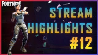 Fortnite - Stream Highlight #12 - April 2018 | DrLupo