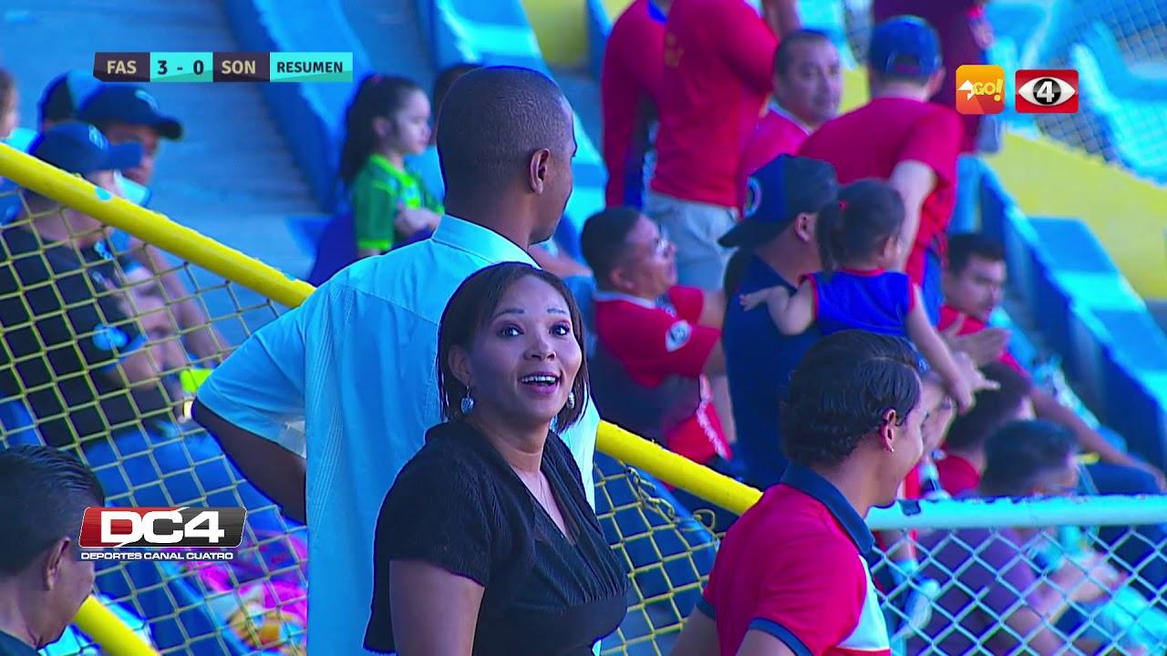 RESUMEN - FAS 3-0 Sonsonate | Jornada 6 - Apertura 2019