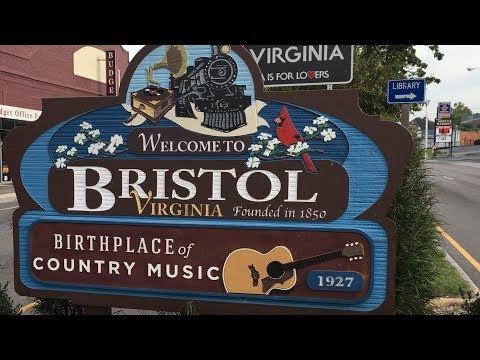 Vist to Bristol TN and VA