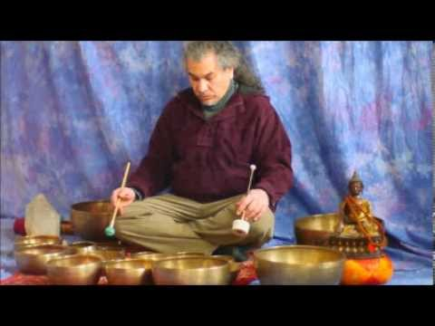 Past Life Meditation with Himalayan Singing Bowls HD