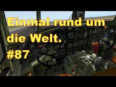 X-Plane 11: #87 von VVCT (Can Tho, Vietnam) weiter nach VVCM (Ca Mau, Vietnam)