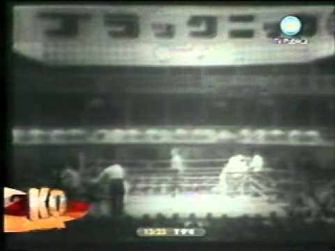 Hiroshi Kobayashi   Carlos Cañete 19 11 1969