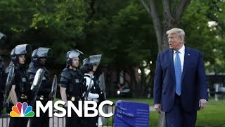 Over Half Disapprove Of Trump's Handling Of Protests: Poll | Morning Joe | MSNBC