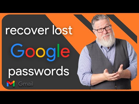 How to change password in gmail if forgotten