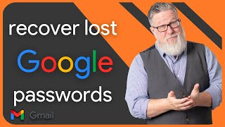 Recover Your Google and Gmail Password