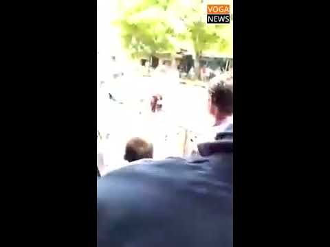 Man beats up woman in Assam in front of mute spectators