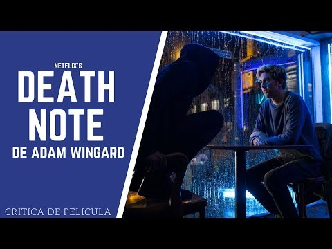 Death Note (Netflix) Live Action Critica Sin Spoiler – Nerdro Movie Review