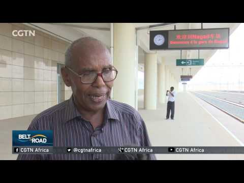 Belt & Road Forum: Ethiopia-Djibouti railway to improve trade and commerce