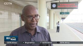 CGTN:Ethiopia-Djibouti Railway to Improve Trade and Commerce