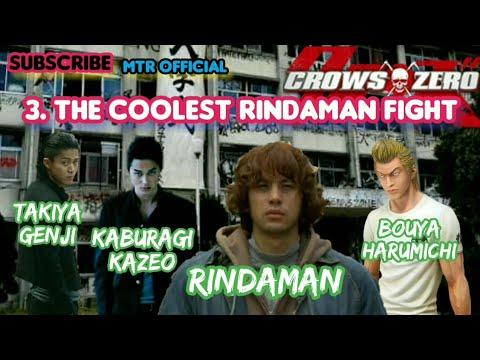 Download Crows Zero 3  Rindaman Vs bouya Harumichi Takiya Genji VS Rindaman Kaburagi kazeo VS Rindaman