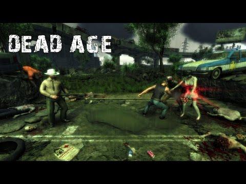 A Zombocalypse RPG - Dead Age |