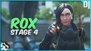 Rox Skin Stage 4: Sky Style Set - Season 9 Battle Pass! (Fortnite Battle Royale)